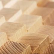 milled wood blocks