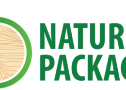 graphic logo for Nature's Packaging website