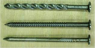 Fasteners or nails